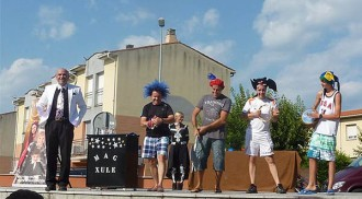 El barri Bon Amic de Roda de Ter celebra les festes