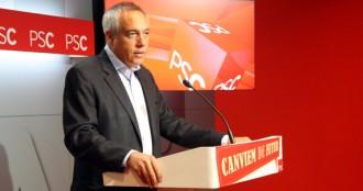 El PSC accepta que dirigents vagin a la Via Catalana a títol individual