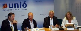 Unió no participarà com a partit a la Via Catalana