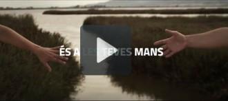 Vídeo: el nou espot de la Via Catalana, «fer història és a teves les mans»