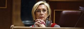 Rosa Díez a Rajoy: «La Via Catalana és perillosa per a les persones»