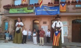 Rellinars serà a l'Avinyonet del Penedès per a la Via Catalana