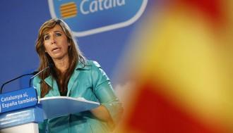 Alicia Sánchez-Camacho: «No podré sortir de casa durant la Via Catalana»