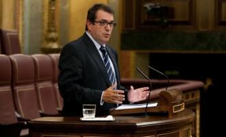 Jordi Jané i Martí Barberà fan campana a la Via Catalana a Madrid