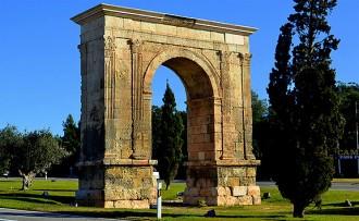 L'Arc de Berà, l'epicentre casteller de la Via Catalana