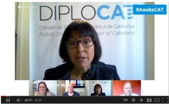Diplocat estrena videoconferències en anglès sobre el procés català