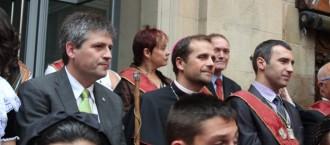 Xiulada contra el bisbe de Solsona per vetar les campanes de suport a la Via Catalana