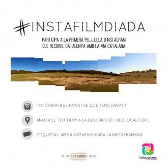 «Instafilmdiada», la pel·lícula de la Via Catalana