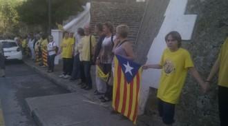 La Via Catalana passa per Maó