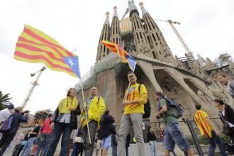 Els espanyolistes no apareixen a la Sagrada Família