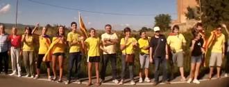 El vídeo de la Via Catalana al Camp de Tarragona