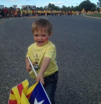 La Via Catalana, al «30 Minuts» de diumenge