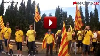Voleu endur-vos el DVD de la Via Catalana al Camp de Tarragona?