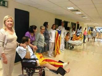 La «majoria silenciosa» replica Soraya Sáenz de Santamaria