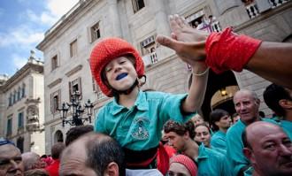 Els Castellers de Vilafranca seran a Martorell aquest diumenge