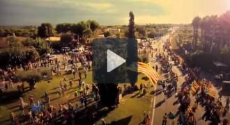 La pel·lícula de la Via Catalana