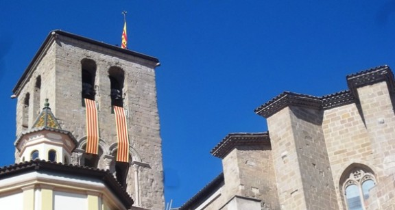 El bisbe de Solsona demana als rectors que no permetin el repic de campanes coincidint amb la Via Catalana