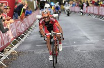 Joaquim Rodríguez perd 38 segons en la primera etapa de la Vuelta