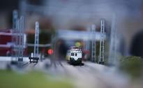 Els amants de les maquetes de tren se citen a Sant Vicenç
