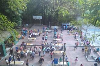Hostalric posa en marxa el Parc Güell-Ateneu