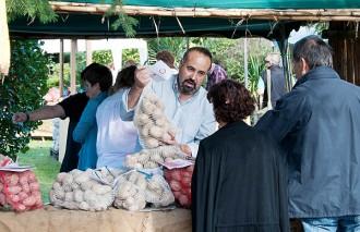 Orís posa en marxa el Mercat de la Patata del Bufet