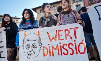 Els estudiants universitaris, cridats a la vaga per protestar contra el decret del 3+2