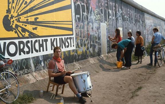 El mur de Berlin