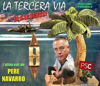 El periple pantaner de Pere Navarro