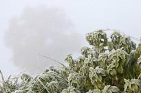 Osona es desperta amb les temperatures més baixes de tota la tardor