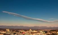Vés a: Sabeu què és un núvol lenticular?