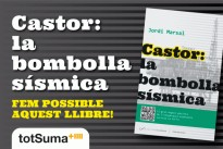 Vés a: Voleu fer possible el llibre «Castor, la bombolla sísmica»?