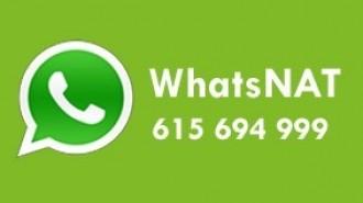 Vés a: L'ANG utilitzarà WhatsApp per rebre denúncies ambientals
