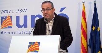 Unió no es rendeix: Martí Barberà serà el cap de la llista del «seny» a Madrid