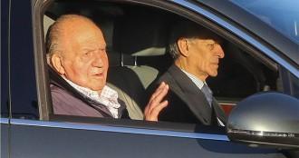 El rei espanyol torna al quiròfan