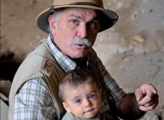 L'arquèoleg Eudald Carbonell dedica un llibre al seu fill Olopte