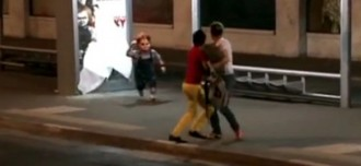 En Chucky, el ninot diabòlic, espanta el Brasil