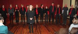 Les veus de l'Escola de Música protagonitzen Santa Cecília