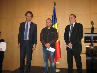 L'escriptor Jordi Cardona guanya el premi Sant Carles Borromeu