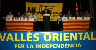 Les joventuts polítiques sí que debaten sobre la independència