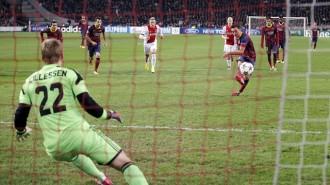 El Barça naufraga amb l'Ajax en la primera derrota del «Tata»