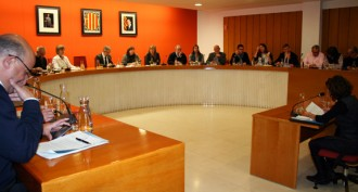 El ple municipal aprova amb polèmica el pla de sanejament de Granollers Promocions