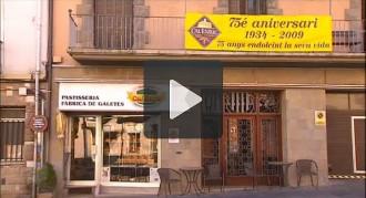 La fàbrica de galetes Cal Enric presenta concurs de creditors
