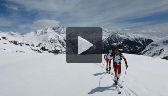 «Els Pirineus, una gran travessa amb esquís», la pel·lícula