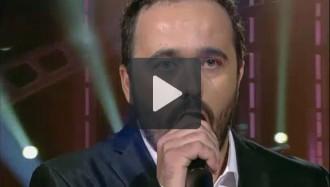 «La Voz»: el somni de Jordi Galán s'apaga