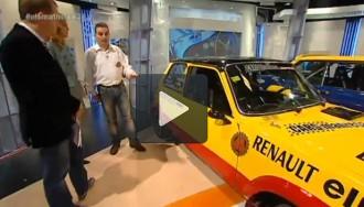 La Volta a Osona Clàssic Ral·li mostra els seus cotxes a «Els Matins» de TV3
