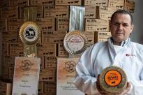 Betara d'Olost situa cinc dels seus formatges entre els millors del món
