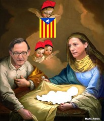 Pessebre independentista