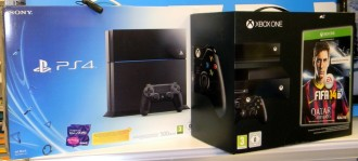 Vés a: Cara a cara: Xbox One contra Playstation 4