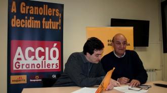 Les primàries obertes d'ERC-Acció Granollers acaben amb dues candidatures presentades