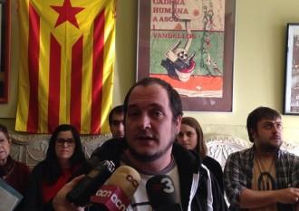 La CUP avala per 'unanimitat crítica' la pregunta de la consulta